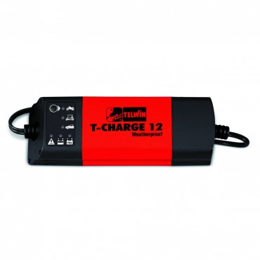 CARICABATTERIE T-CHARGE 12 12V