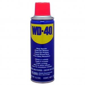 SPRAY LUBRIFICANTE WD40 ML.400