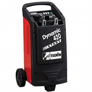 CARICABATTERIE DYNAMIC 420 START 230V