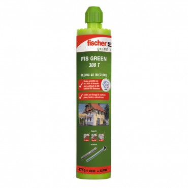 RESINA FIS GREEN 300 T