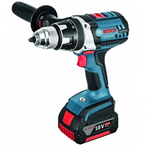 GSR 18 VE-2-LI XL TRAPANO BOSCH LITIO